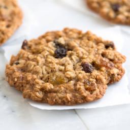 Wiltermood Oatmeal Cookies