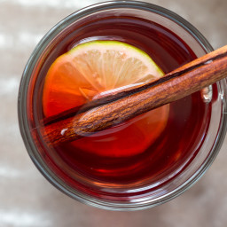 Winter Spice Mulled Wine