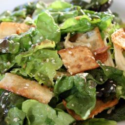 Wonton Salad