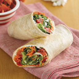 Wrap-and-Roll Sandwiches
