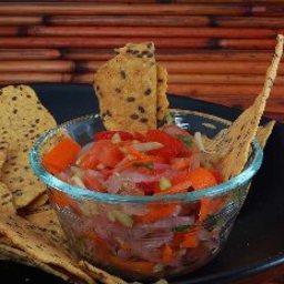Xnipec Salsa (mayan For dogs Breath)