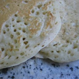 Yemenite flat moist bread