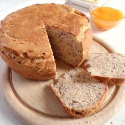 Yogurt Flaxseed Bread