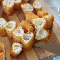 Youtiao (Chinese Crullers)