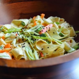 Yuba Noodle Salad