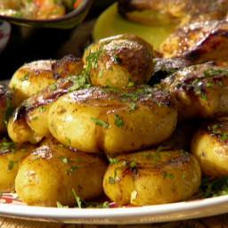 Yukon Gold Potatoes: Jacques Pepin Style