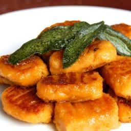 Yummy Sweet Potato Gnocchi