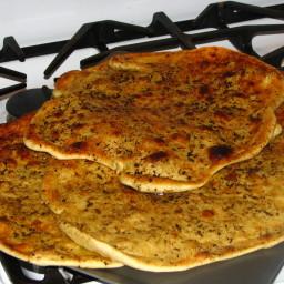 Za'atar Flat Bread