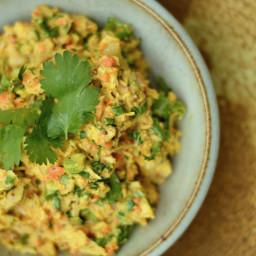 Zesty Curried Tuna Salad (Paleo)