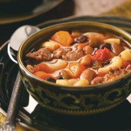 Zesty Italian Soup Recipe