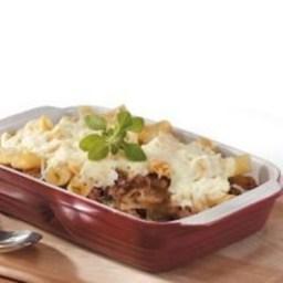 Ziti Lasagna