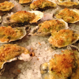 ZMan's Oysters Bienville
