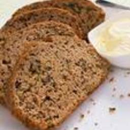 Zucchini Bread (Bread Machine)
