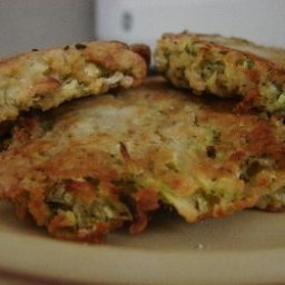 "Zucchini ""Crab"" Cakes - BigOven"