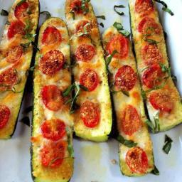 Zucchini logs