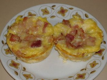 Easy Mini Quiches
