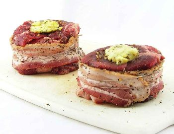 how to cook filet mignon well done