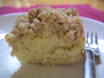 Taste Of Home Crumble Top Coffee Cake
