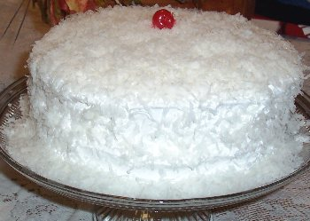 What Is A White Sheet Cake