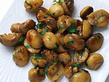 ... mushrooms are my favorite roasted garlic mushrooms garlic butter