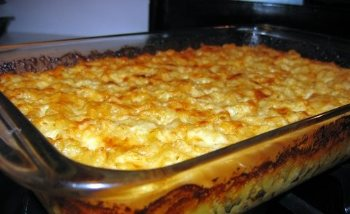 World's Best Macaroni and Cheese