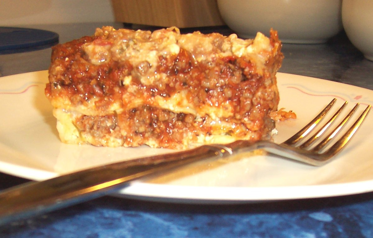 Recipes Course Main Dish Casseroles Best Lasagna Ever