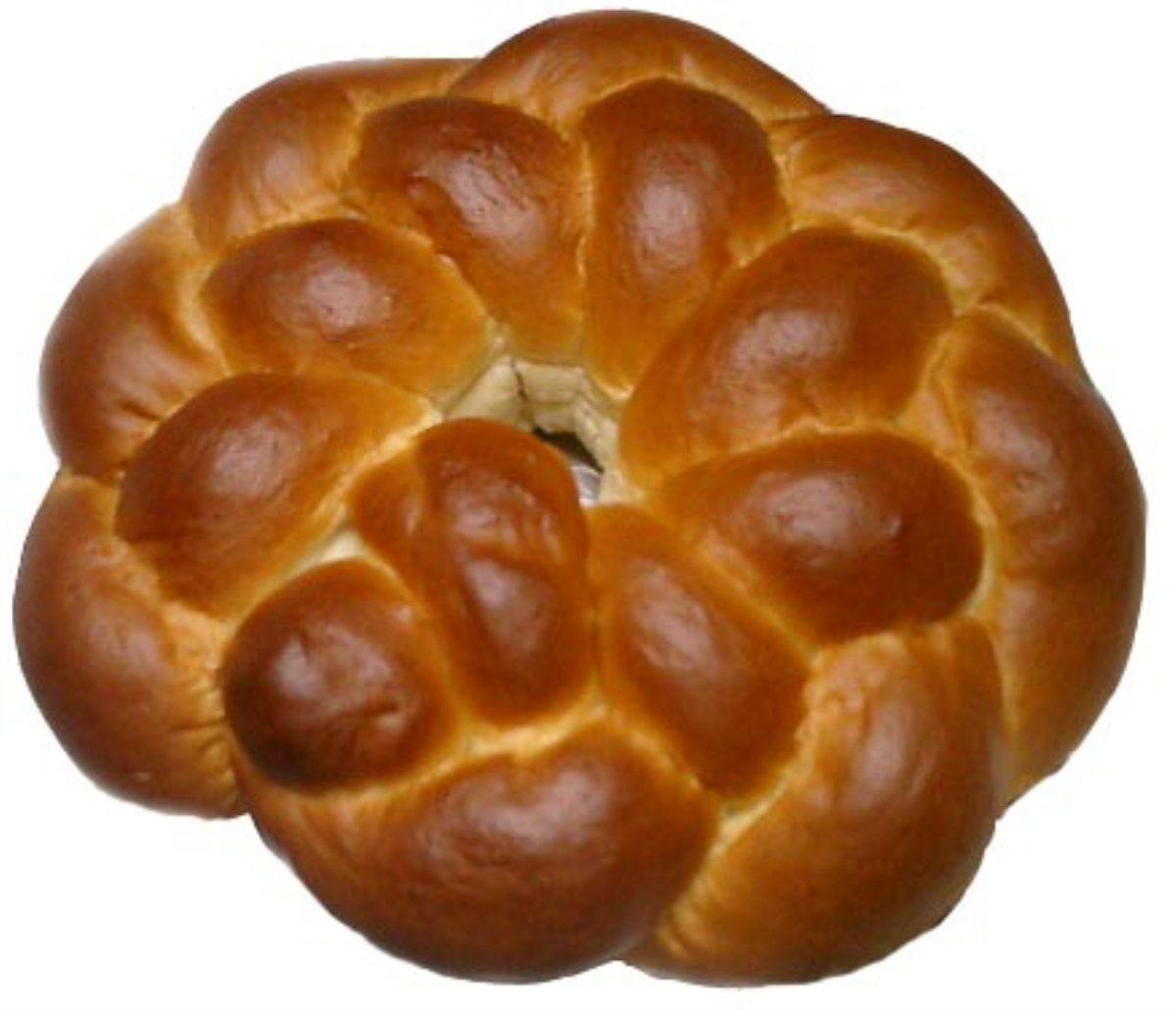 Greek Easter Braided Bread - BigOven