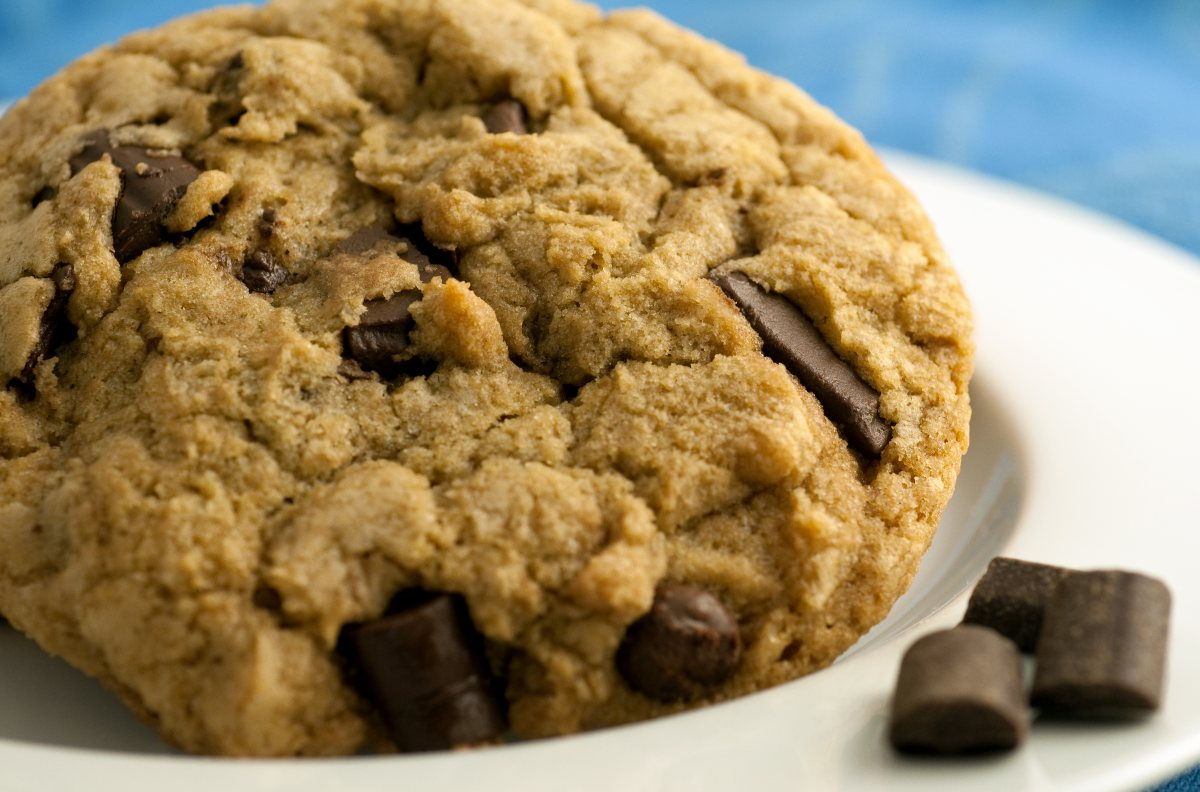 ... Chocolate Chip Cookies The Best Big & Chewy Chocolate Chip Cookies