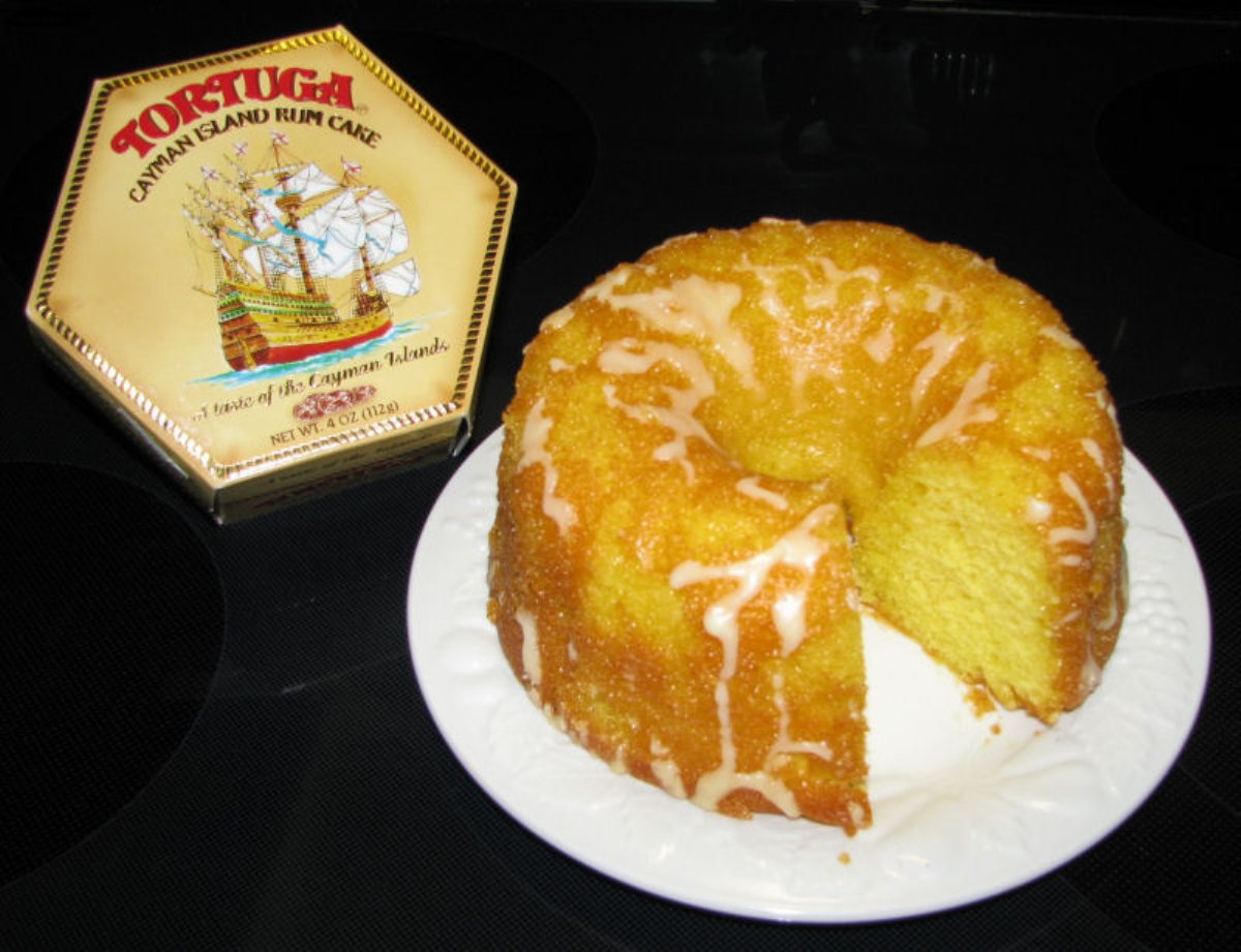 Cayman Island Rum Punch Recipe
