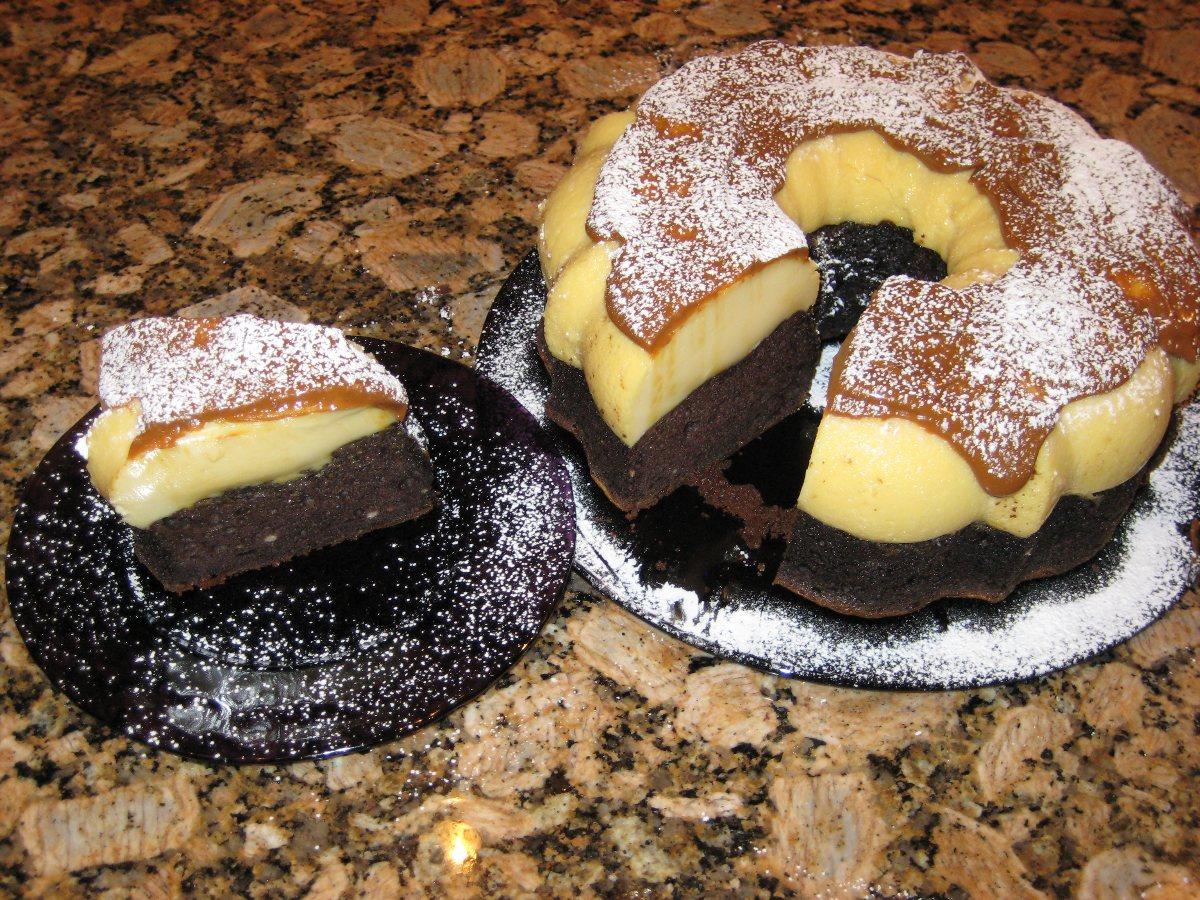 Chocolate Flan Cake Dessert Recipe