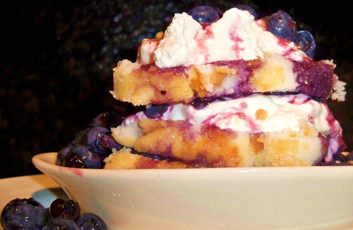 Blueberry Shortcake - BigOven