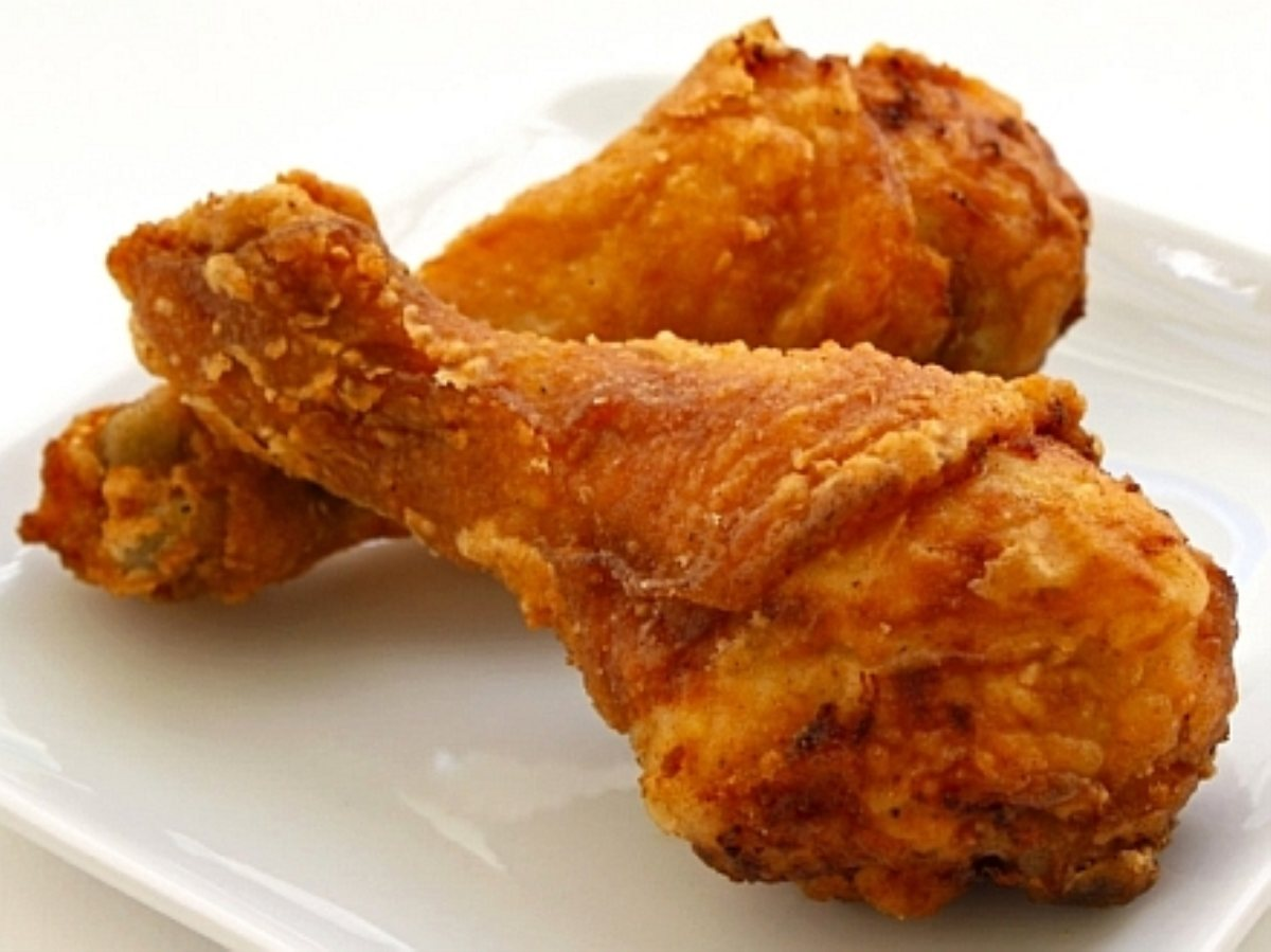 Buttermilk Fried Chicken Recipe - BigOven