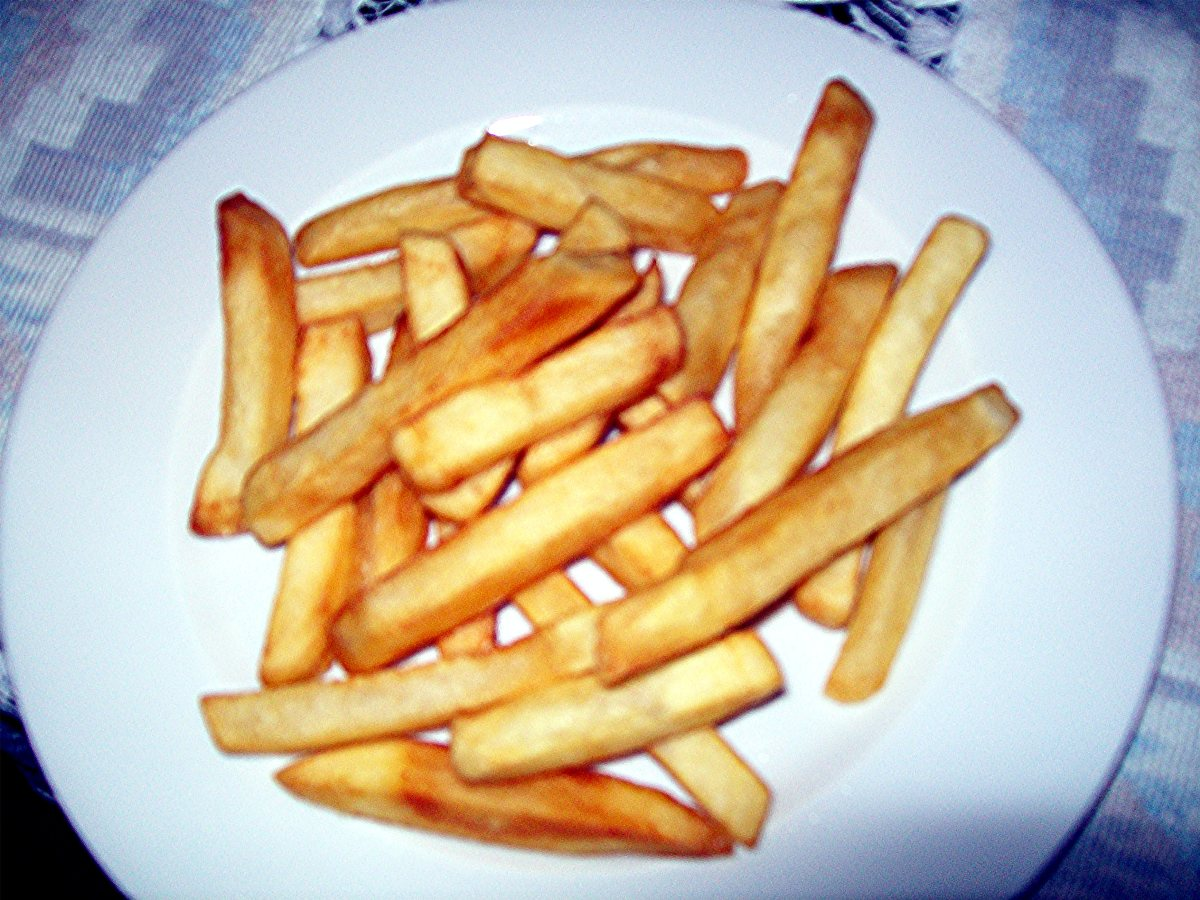 french fries and chips - photo #8