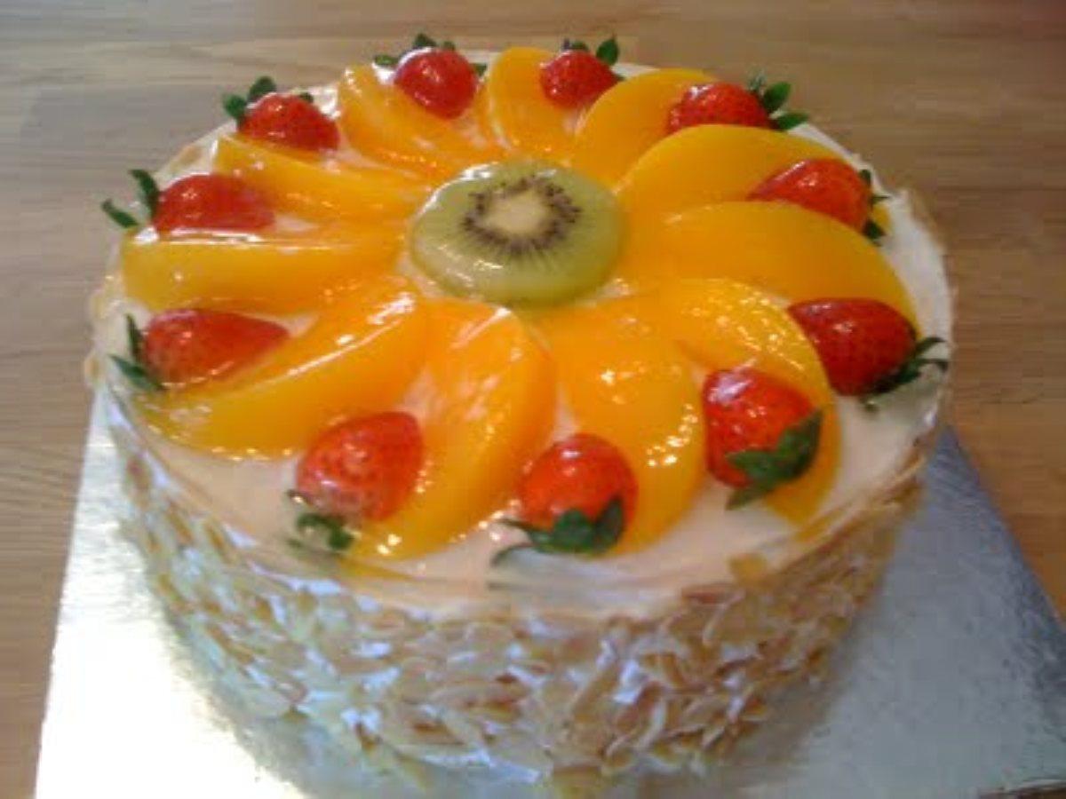 Fruit Cake Cupcakes Recipe