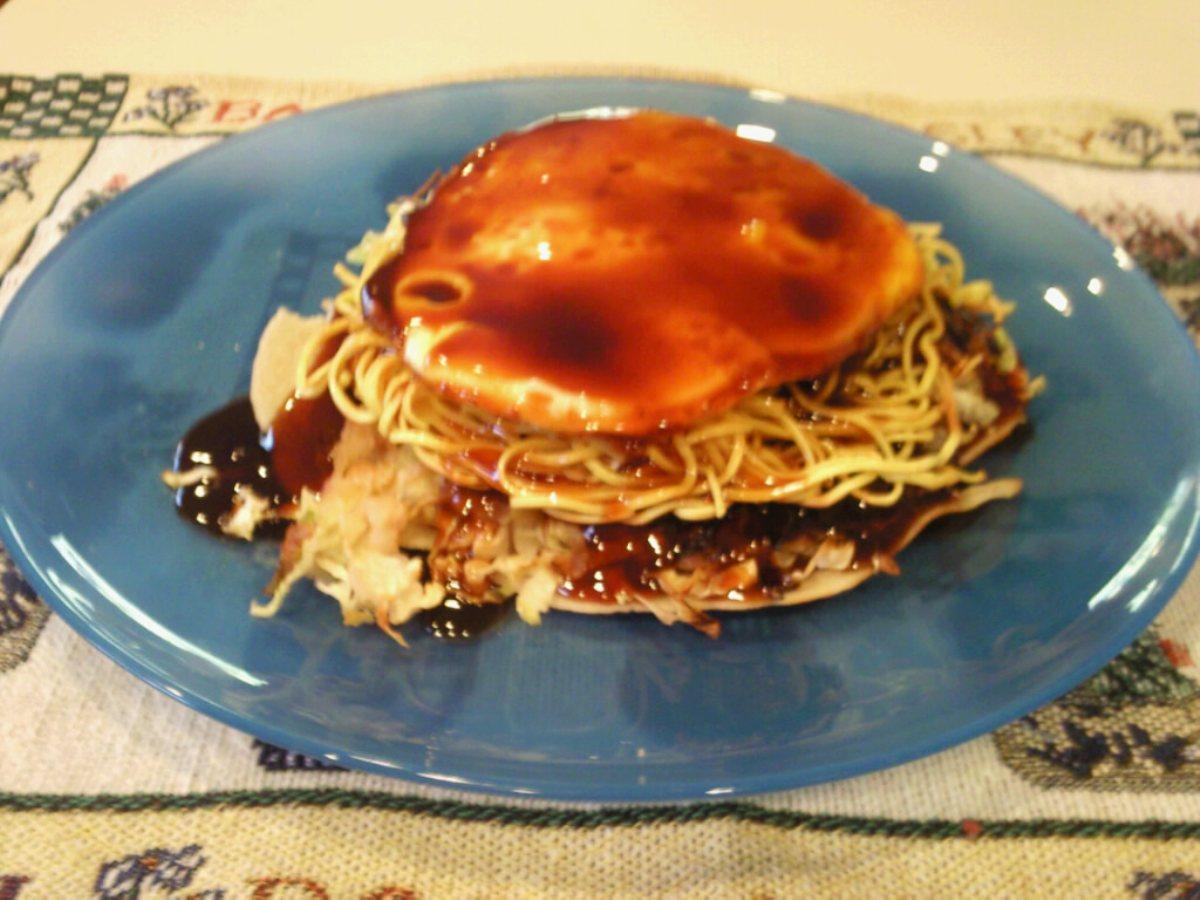 Okonomiyaki Sauce Okonomiyaki Sau...