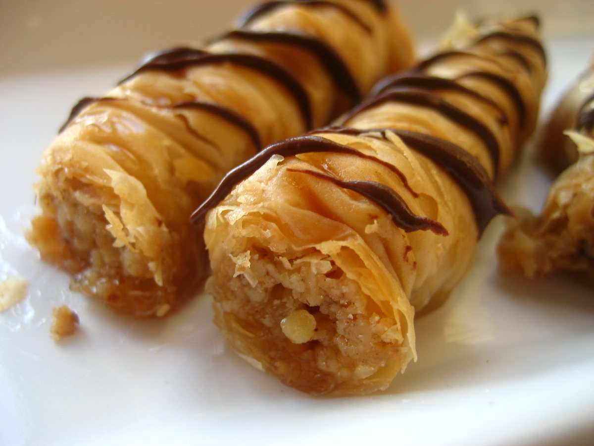 Recipes Course Desserts Desserts - Other Baklava Baklava
