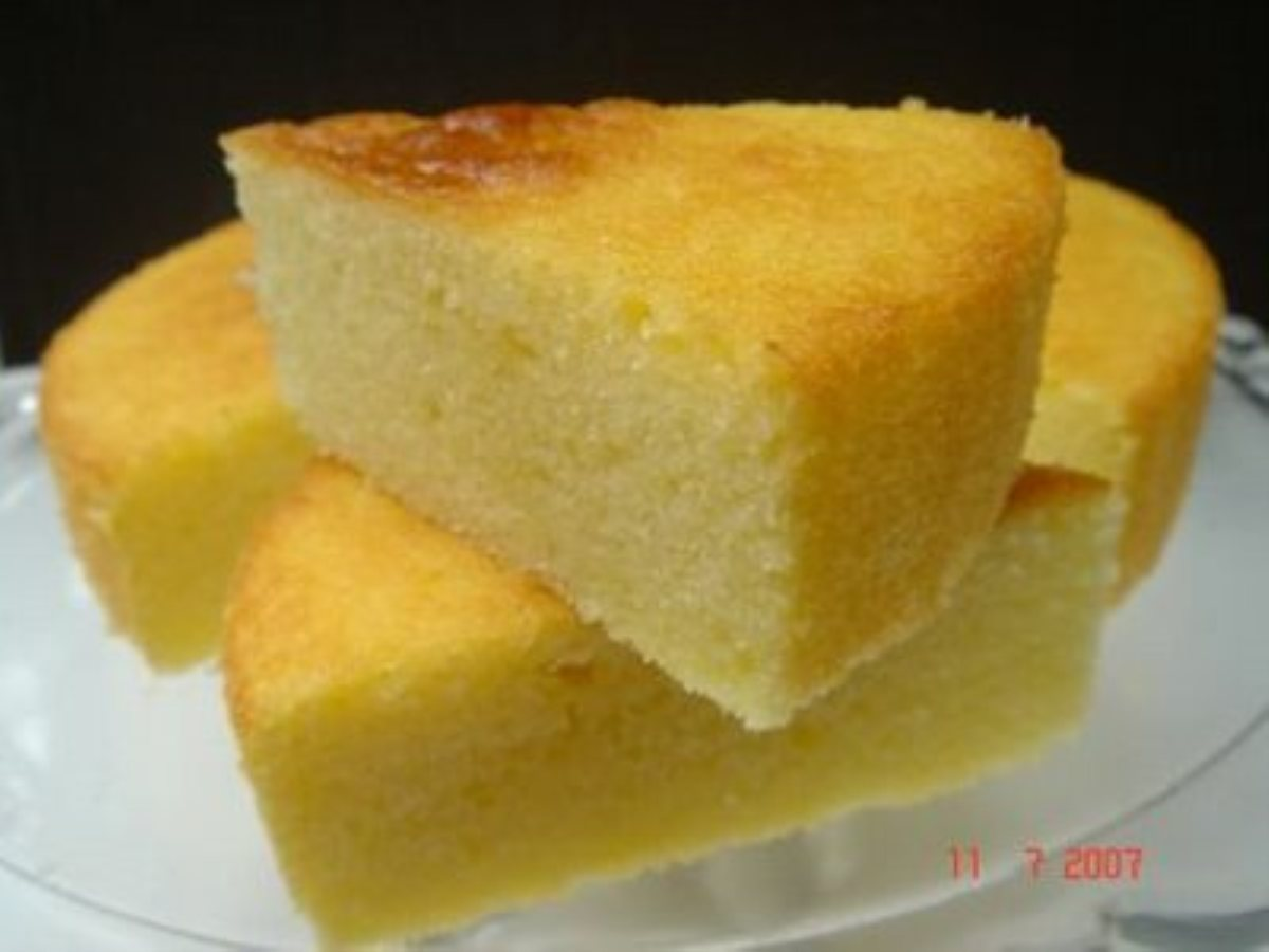 Basic Vanilla Butter Cake Recipe