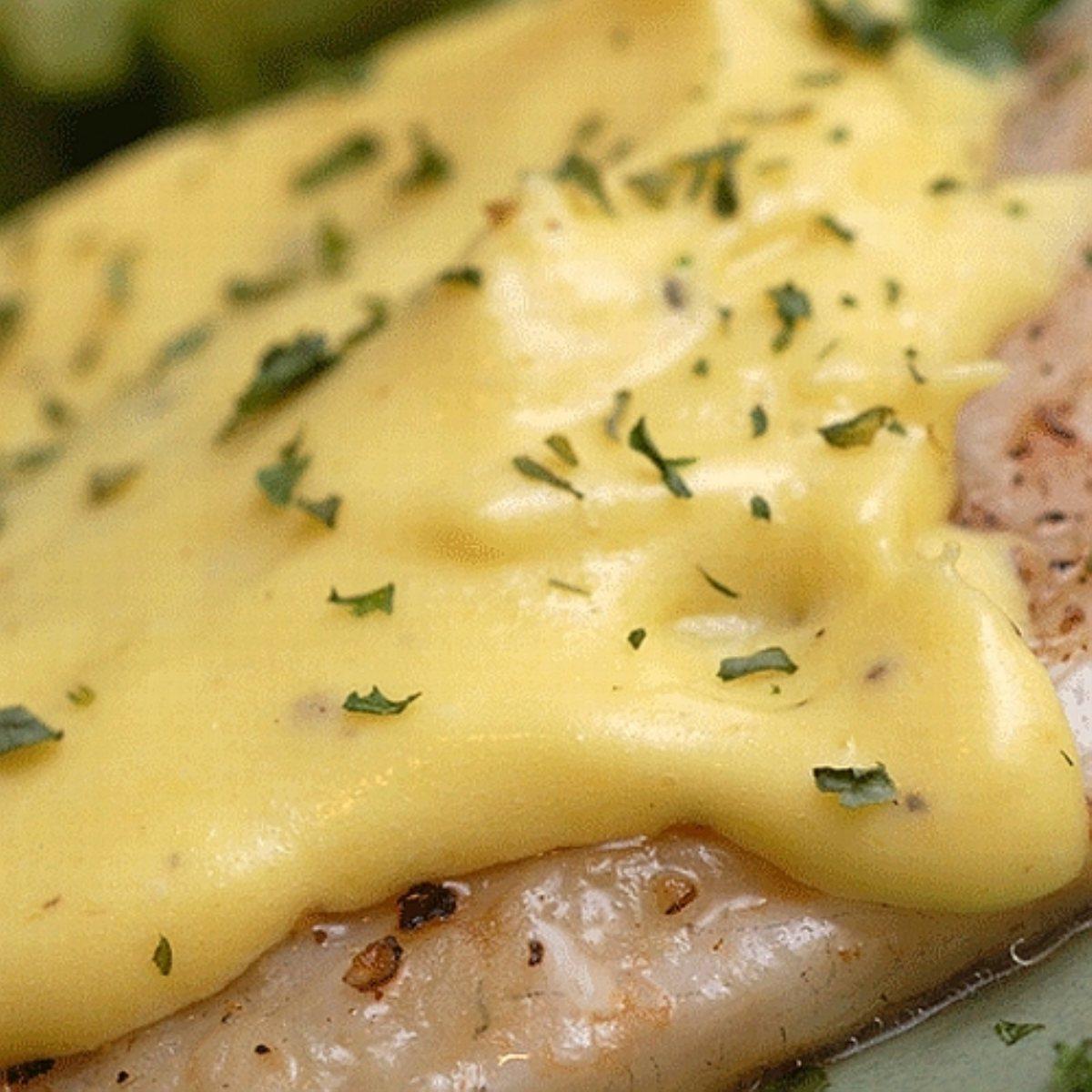 Blender Hollandaise Sauce Recipe — Dishmaps