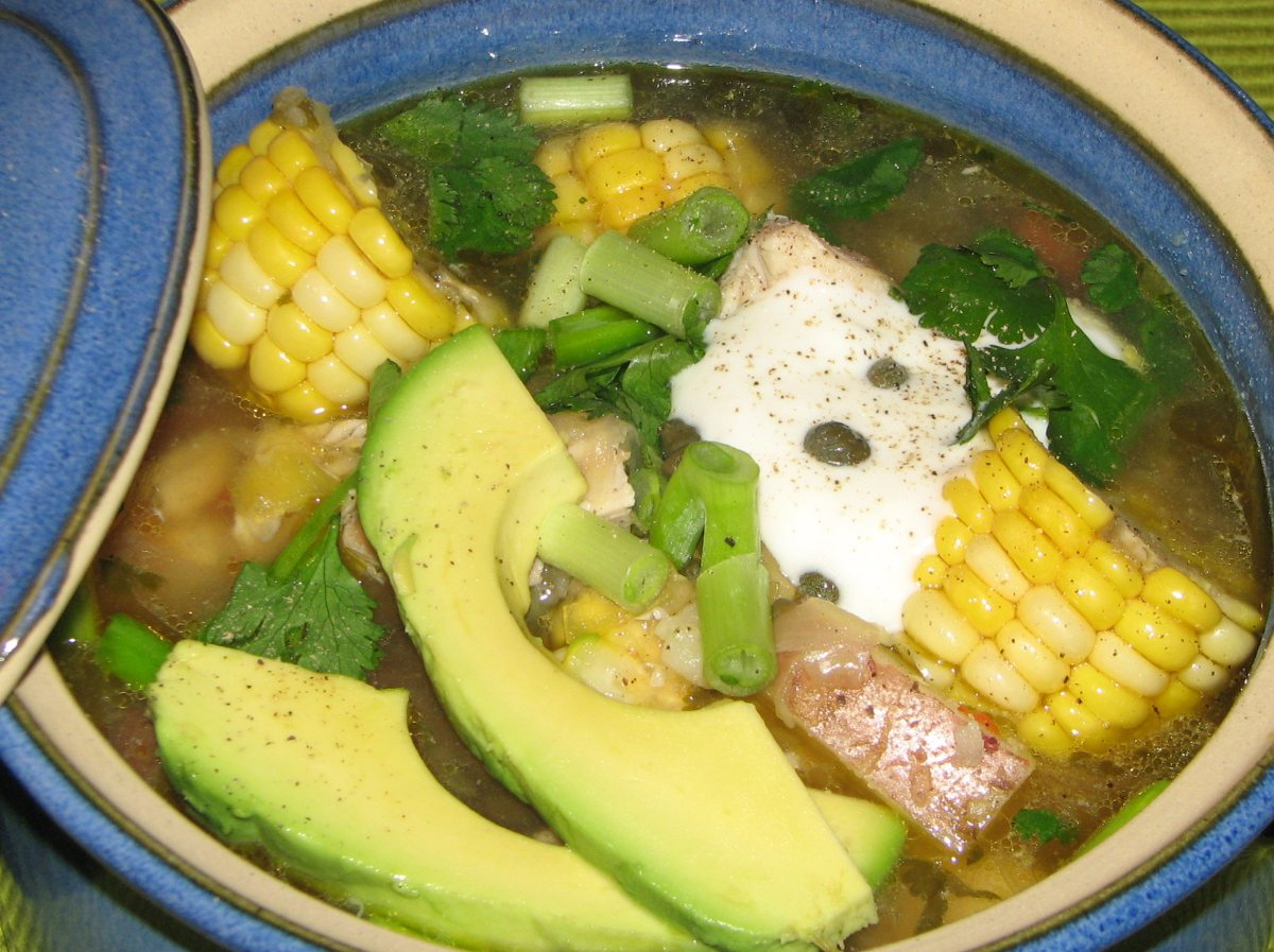 colombian chicken corn colombian chicken soup recipe colombian chicken ...