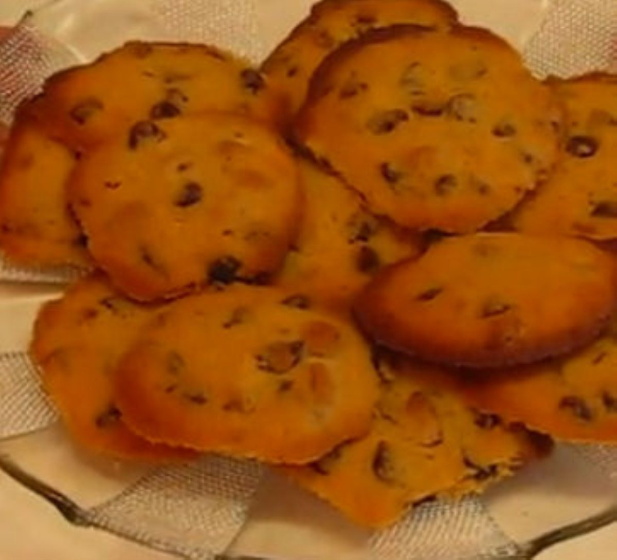 Recipes Course Original Nestle Toll House Chocolate Chip Cookies