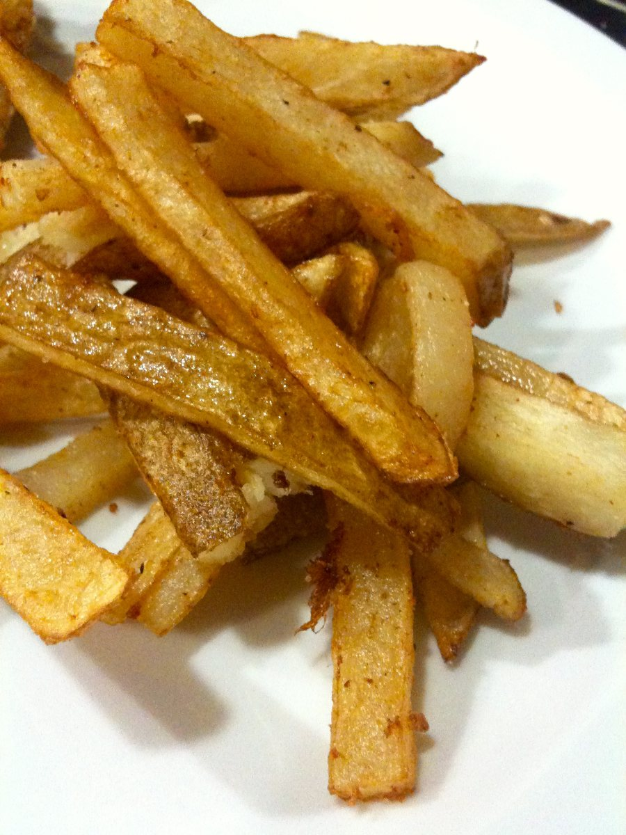 Thin and Crispy French Fries - BigOven