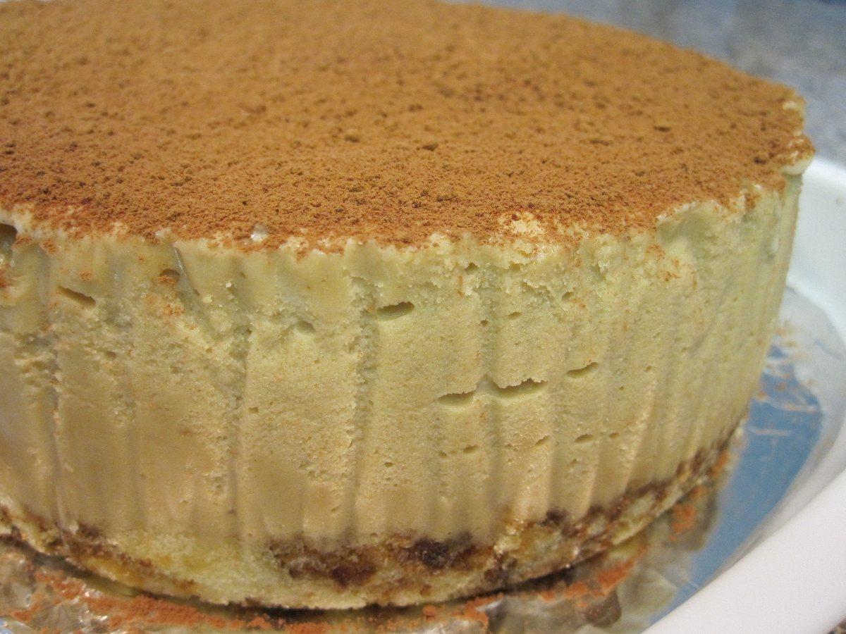 Tiramisu Cheesecake - BigOven