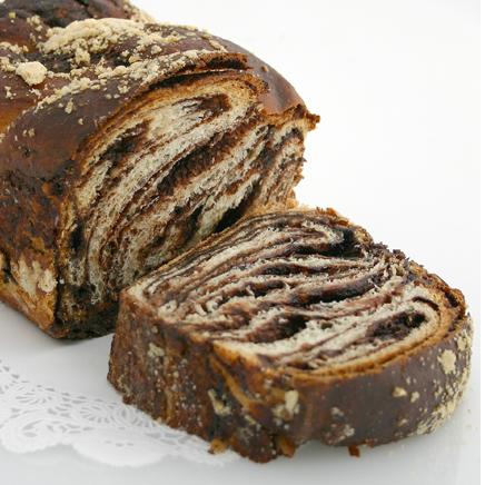 Cinnamon Nuts Cake Recipe