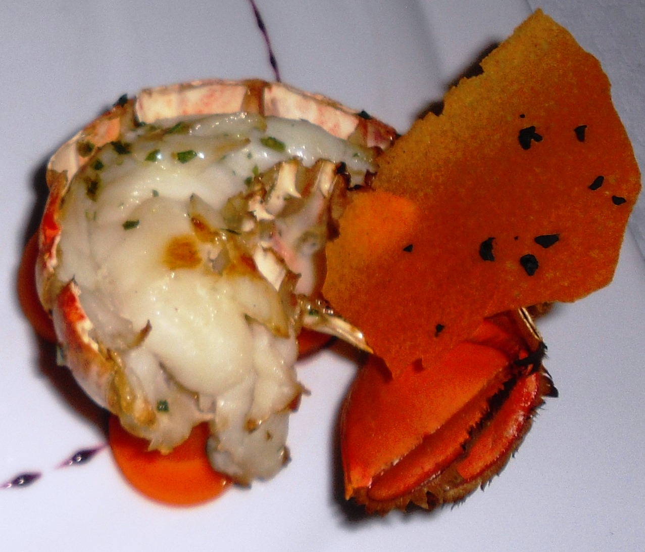 how to cook thawed lobster tails