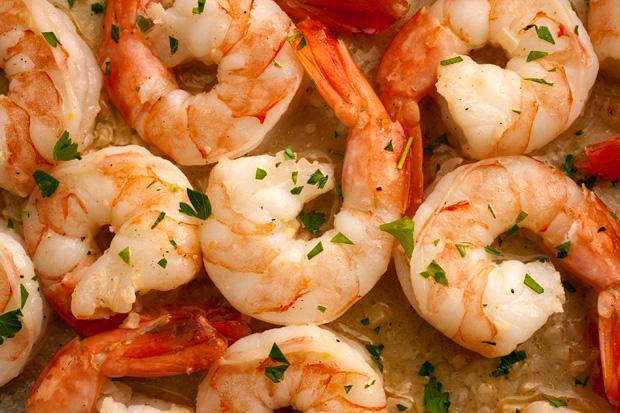 Savory Garlic Butter Shrimp Scampi
