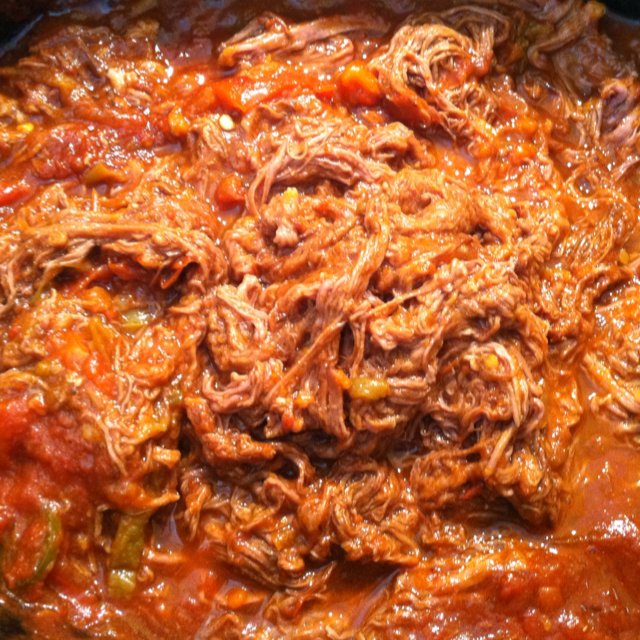 Slow Cooker Ropa Vieja - BigOven