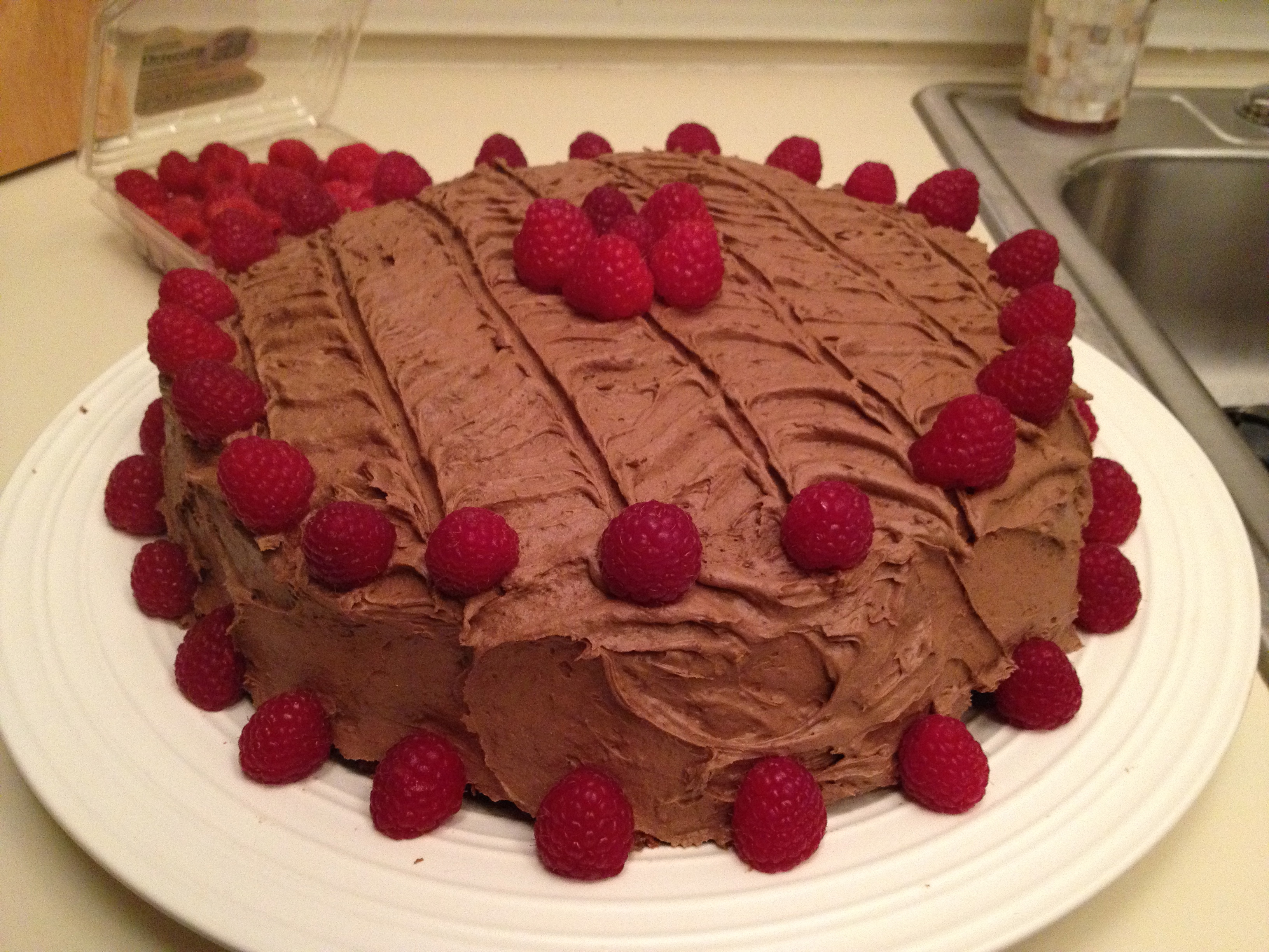 Easy Low Sodium Chocolate Cake