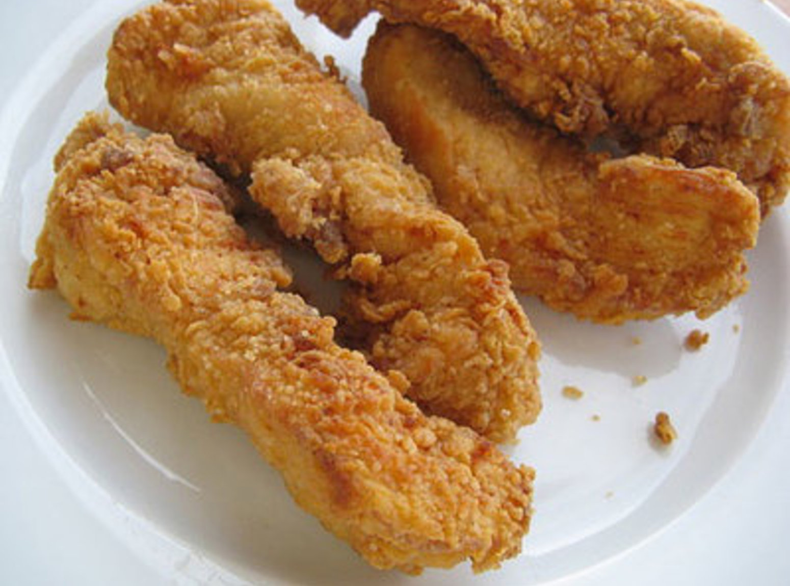 Brandy's Homemade Chicken Strips - BigOven