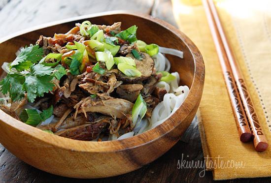 ... Course Main Dish Slow Cooker Crock Pot Asian Pork with Mushrooms