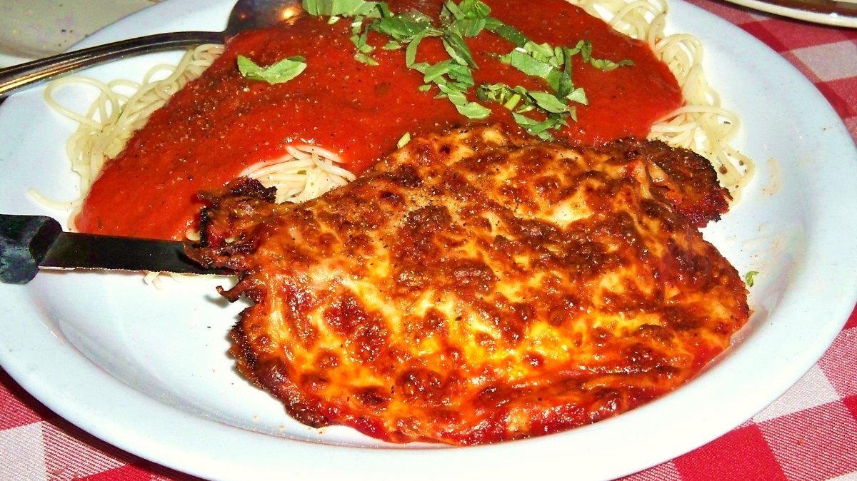 Quick and Easy Chicken Parmesan - BigOven